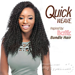 Outre Synthetic Half Wig Quick Weave - BATIK CARIBBEAN BUNDLE HAIR (Futura)
