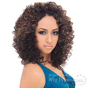 Outre Synthetic Half Wig Quick Weave - MITZI
