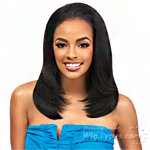 Outre Synthetic Half Wig Quick Weave - SKYLER (futura)