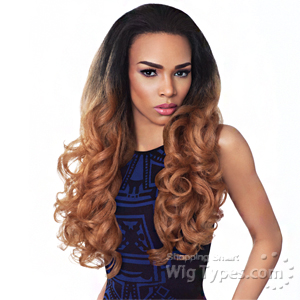 Outre Synthetic Half Wig Quick Weave - STUNNA (futura)