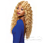 Outre Synthetic Full Cap Wig Quick Weave Complete Cap - TATIANA (futura)