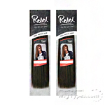 Outre 100% Human Hair Weaving - Rebel Yaki