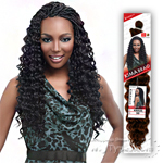 Harlem 125 Kima Synthetic Hair Braid - RIPPLE DEEP 20