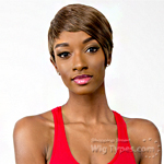 A Belle Synthetic Hair Wig - ROUEN
