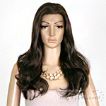 Royal Tiara Synthetic Hair Lace Wig - WENDY