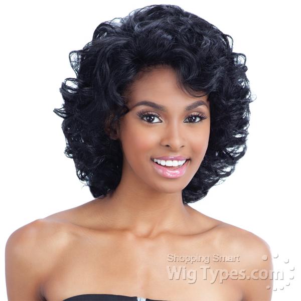 Milky Way Saga 100 Remy Human Hair Lace Front Wig