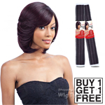 Milky Way Saga 100% Human Hair Weave - SAGA BLOW OUT 8PCS (Buy 1 Get 1 FREE)