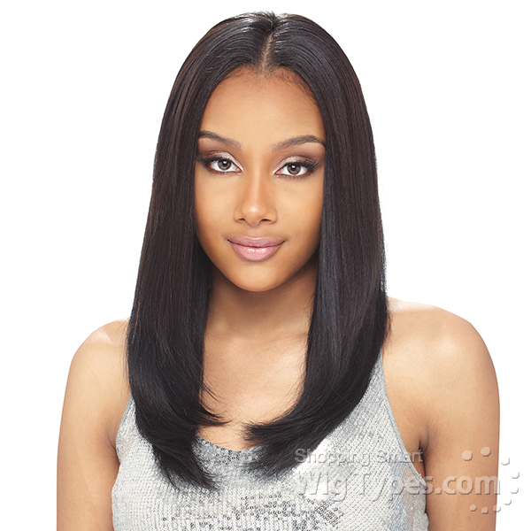 Human Hair Invisible Part Closure Triple Weft Hair