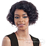 Milky Way Saga 100% Remy Human Hair Lace Front Wig - MISSY