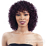 Milky Way Saga 100% Remy Human Hair Wig - PASSION DEEP