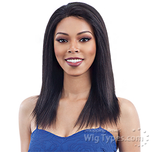 Milky Way Saga 100% Remy Human Hair Lace Front Wig - ARIELLE