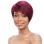 Milky Way Saga 100% Remy Human Hair Wig - MULBERRY