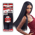Milky Way Saga 100% Human Hair Weave - POPULAR YAKY 4PCS (12/12/14/14)