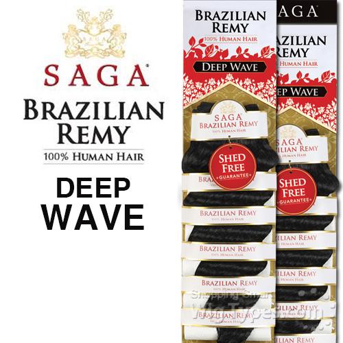 Brazilian Remy Blowout Brazilian Remy Deep Wave