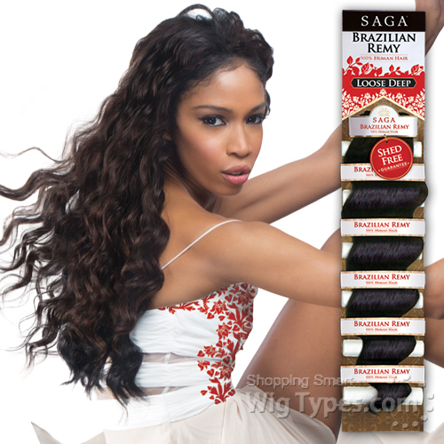 Milky Way Saga 100 Human Hair Weave Saga Brazilian Remy