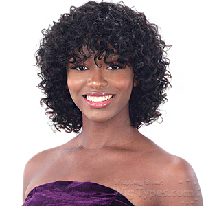 Milky Way Saga 100% Remy Human Hair Wig - CARLIN