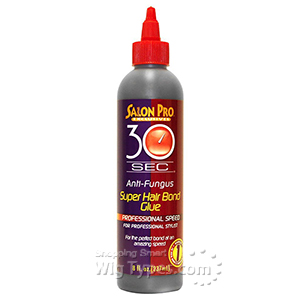 Salon Pro 30 Sec Super Hair Bond Glue 8oz