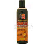 Salon Pro 30Sec Moroccan Argan Oil Weave Wonder Wrap - Black 8oz