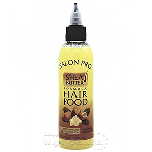 Salon Pro Shea Butter Formula Hair Food 4oz