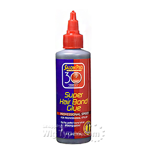 Salon Pro 30 Sec Super Hair Bond Glue 4oz
