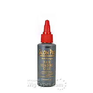 salon pro anti fungus hair bonding glue super bond 2oz. Black Bedroom Furniture Sets. Home Design Ideas