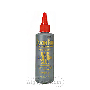 Salon Pro Anti-Fungus Hair Bonding Glue Super Bond 4oz