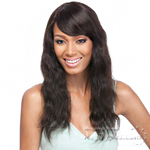 It's A Wig Salon Remi 100% Brazilian Virgin Human Hair Wig - NATURAL WAVE 20