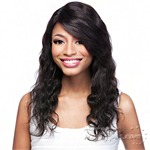 It's A Wig Salon Remi 100% Brazilian Virgin Human Hair Part Lace Wig - BODY WAVE 20