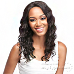 It's A Wig Salon Remi 100% Brazilian Virgin Human Hair Swiss Lace Front Wig - FLORENCE