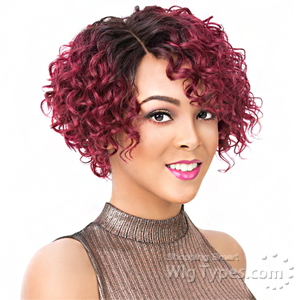 It's A Wig Salon Remi 100% Remy Human Hair Part S Lace Front Wig - LACE WILLA