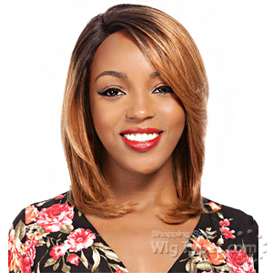 It's A Wig Salon Remi 100% Remy Human Hair Lace Front Wig - LACE TREMOTO