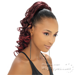 Sensual Sens Sens Synthetic Hair Ponytail - IRIS