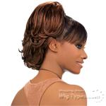 Sensual Sens Sens Synthetic Hair Ponytail - LILAC