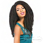 Sensationnel Synthetic Hair Crochet Wig - BANTU BRAID