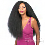 Sensationnel Synthetic Hair Crochet Wig - JUMBO BRAID 20