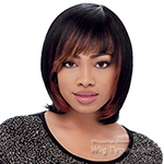 Sensationnel 100% Human Hair Bump Wig - CHIC BOB