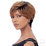 Sensationnel 100% Human Hair Bump Wig - FEATHER CHARM