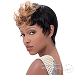 Sensationnel 100% Human Hair Bump Wig - MOD MOHAWK