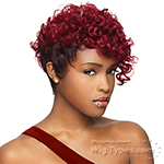 Sensationnel 100% Human Hair Bump Wig - PIXIE MIX
