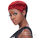 Sensationnel 100% Human Hair Bump Wig - URBAN PIXIE