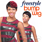 Sensationnel 100% Human Hair Free Style Bump Wig - COREY