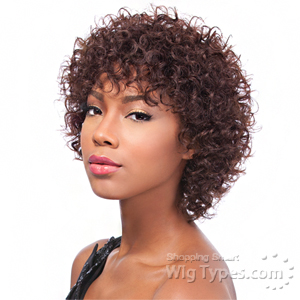 Sensationnel 100% Human Hair Bump Wig - NAYA