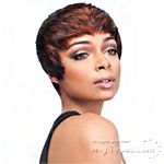 Sensationnel 100% Human Hair Bump Wig - RAY