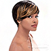 Sensationnel 100% Human Hair Bump Wig - FAB FRINGE