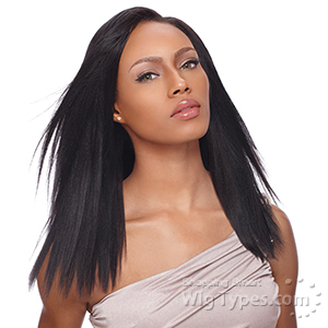 Sensationnel 100% Human Hair Yaki Clip-in Weave 14