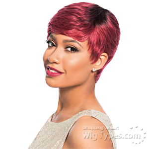 Sensationnel 100% Human Hair Celebrity Series Wig - EMPIRE CAREY