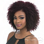 Sensationnel 100% Human Hair Weaving - EMPIRE CORK SCREW 10S 3PCS