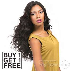 Sensationnel 100% Human Hair Weaving - EMPIRE BODY WAVE 12 (Buy 1 Get 1 FREE)
