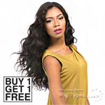 Sensationnel 100% Human Hair Weaving - EMPIRE BODY WAVE (Buy 1 Get 1 FREE)