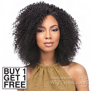 Sensationnel 100% Human Hair Weaving - EMPIRE BOHEMIAN 12 (Buy 1 Get 1 FREE)